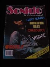 Sonido #7 Gary Numan Boomtown Rats Creedence Visage Madness Uriah Heep a... - $19.99
