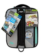 Arctic Zone 1 Expandable Lunch Box, 1, Light Gray - $25.59