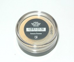 BareMinerals Eye Color Lemon Freeze Eyeshadow light yellow sheen Full Sz. Bare M - $7.28