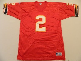 M56 New Rare Vintage Red Football Jersey Men's 48 XL - $34.60