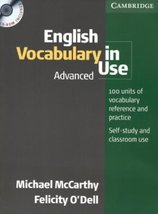 English Vocabulary in Use Advanced with Answers and CD-ROM [Sep 28, 2006... - $25.03