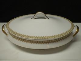 Theodore Haviland Limioges France~~~St. Albans~~Oval Casserole / Vegi Bowl - $19.99