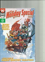 Lot of 3 DC Holiday Special Issues DCU Infinite Holiday Special #1  - $12.86
