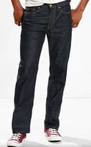 New Levis Men's Straight Jeans  514 w33 l 34 - $38.69