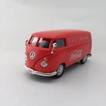 Coca-Cola '62 Volkswagen Cargo Van (1:43 Scale) - BRAND NEW - $25.49