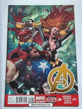 The Avengers #15  (2013 5th Series) High Grade Collectible Comic Book MARVEL! - $9.99