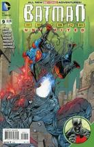 Batman Beyond Unlimited #9 Comic Book 2012 - DC [Comic] [Jan 01, 2012] Adam Beec - $3.91