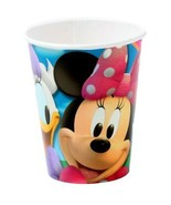 Minnie Mouse Daisy Duck Cups Paper Birthday Party Supplies 8 Per Package... - $3.91