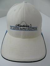 Manheim's St Louis Auto Auction FlexFit Fitted Adult Baseball Ball Cap Hat - $12.86