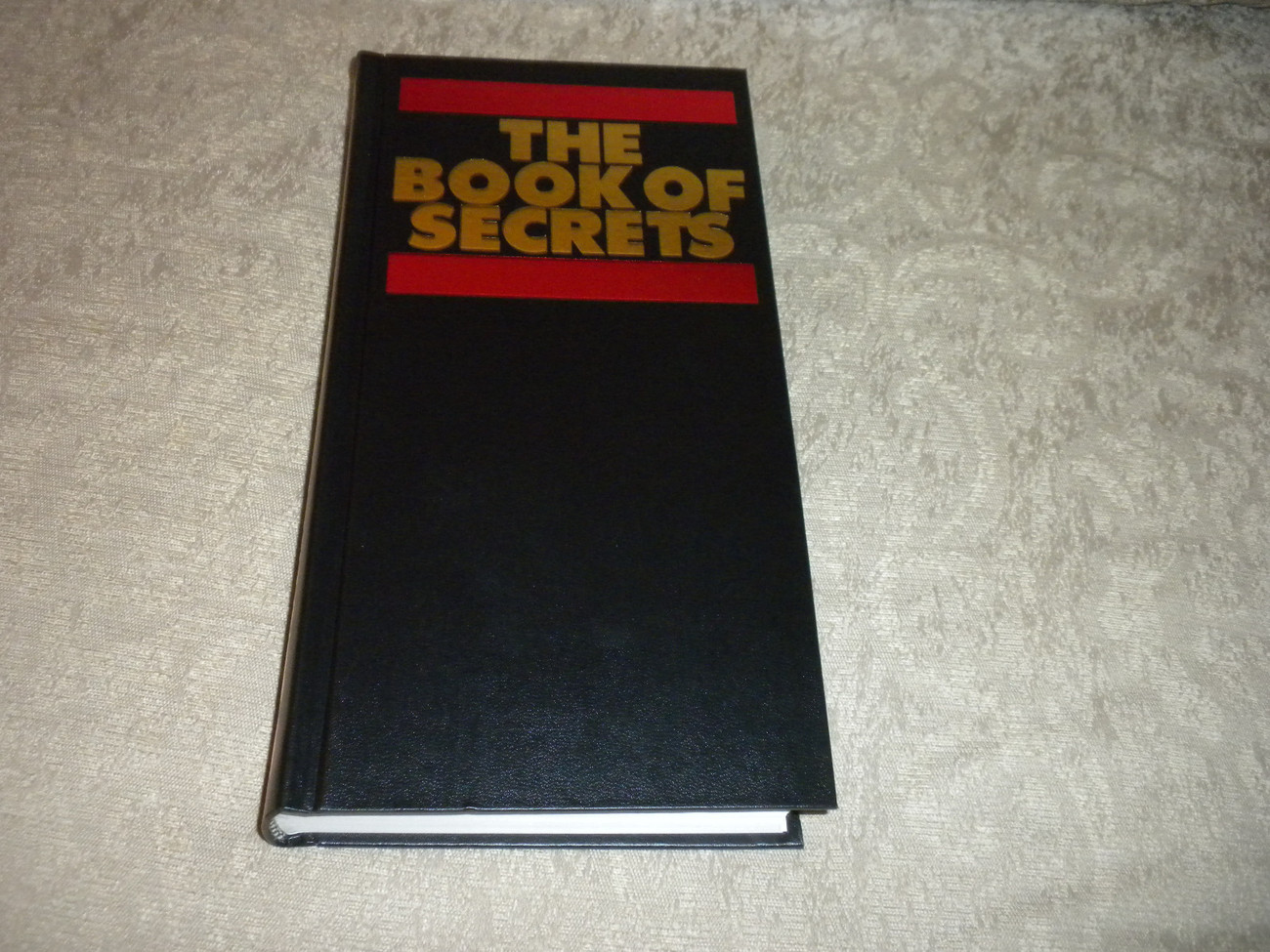 The Book of Secrets by Marion Buhagiar HardCover fr Boardroom Reports Fine cond