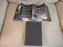 The Darkest Place by Judson 1st Ed HCwDJ w full number li St. Martin 200... - $3.99