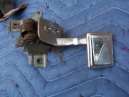 1969 Eldorado Right Door Handle  Inside Rear Of Door   Oem Used Cadillac - $54.70