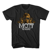 Mott The Hoople Band T-Shirt size S-3XL - $18.95+