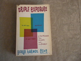 George H. Coxe Triple Exposure, 3 stories: Fifth key, Jade Venus, Glass ... - $6.84