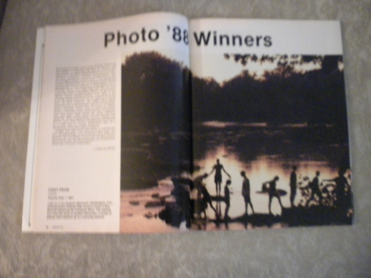Americas May 1988: Peru, Uruguay's Cars, Chile, Winning Photo Images, Brazil