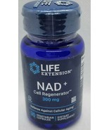 NAD+ 300mg ~ Life Extension Cell Regenerator~ 30 capsules - $39.39