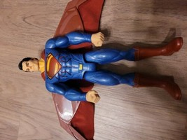 """DC Universe Total Heroes Superman from 3 pack Mattel Action Figure 6"""" - $10.69"""