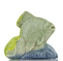 Fantail Fish Miniature Porcelain Animal - Whimsies by Wade