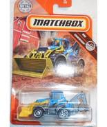 "Matchbox 2020 ""MBX Backhoe"" MBX Countryside #92/100 Mint On Sealed Card - $3.50"