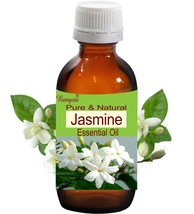 Jasmine Pure Natural Undiluted Essential Oil 10ml Jasminum Gradiflora by... - $14.82