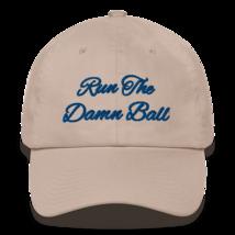 Run The Damn Ball Hat // Run The Damn Ball / Dad Hat image 8