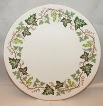 Wedgwood Santa Clara Cake Plate Dish 24cm 9.5 inch  Grapes Leaves Englan... - $40.45