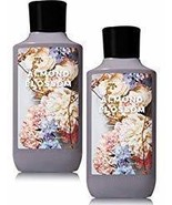 Bath and Body Works 2 Pack Almond Blossom Super Smooth Body Lotion. 8 Oz - $25.27