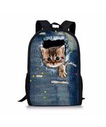 T backpack for teenager girls retro kids jeans animal rucksack high school.jpg 640x640 thumbtall