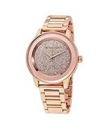 Michael Kors MK6210 Kinley Pave Rose Dial Ladies Watch - $169.67
