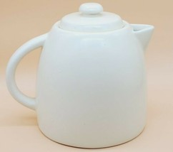 2012 Starbucks 25 Oz. Tea Pot - Cream/Ivory - $12.86