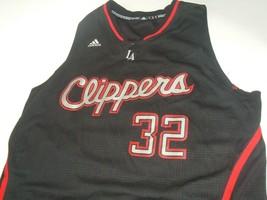 NBA LA Clippers Adidas Basketball Jersey Mens Sz L #32 Griffin - $9.89