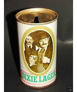 DIXIE LAGER Steel Beer Can New Orleans Louisiana - $9.99
