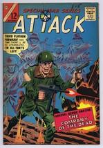 Attack Vol 4 #2 ORIGINAL Vintage 1965 Charlton Comics - $9.49