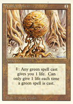 Magic: The Gathering 3rd Edition - Wooden Sphere - $0.25