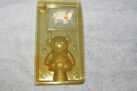 WILTON chocolate candy mold 3-DIMENSIONAL PANDA 2114-1463 w/instructions - $3.00
