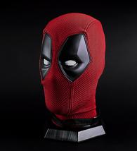 Keacool 1:1 Deadpool Life Size Helmet Wearable Mask Movie Prop Cosplay C... - $99.99