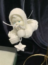 "Dept 56 Snowbabies Bisque Ornament #6830-6 ""Starry Night Ornament - $19.00"