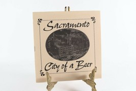 Vintage SACRAMENTO City of Beer MLLR10 1998 Vinyl 45 Record - $12.59