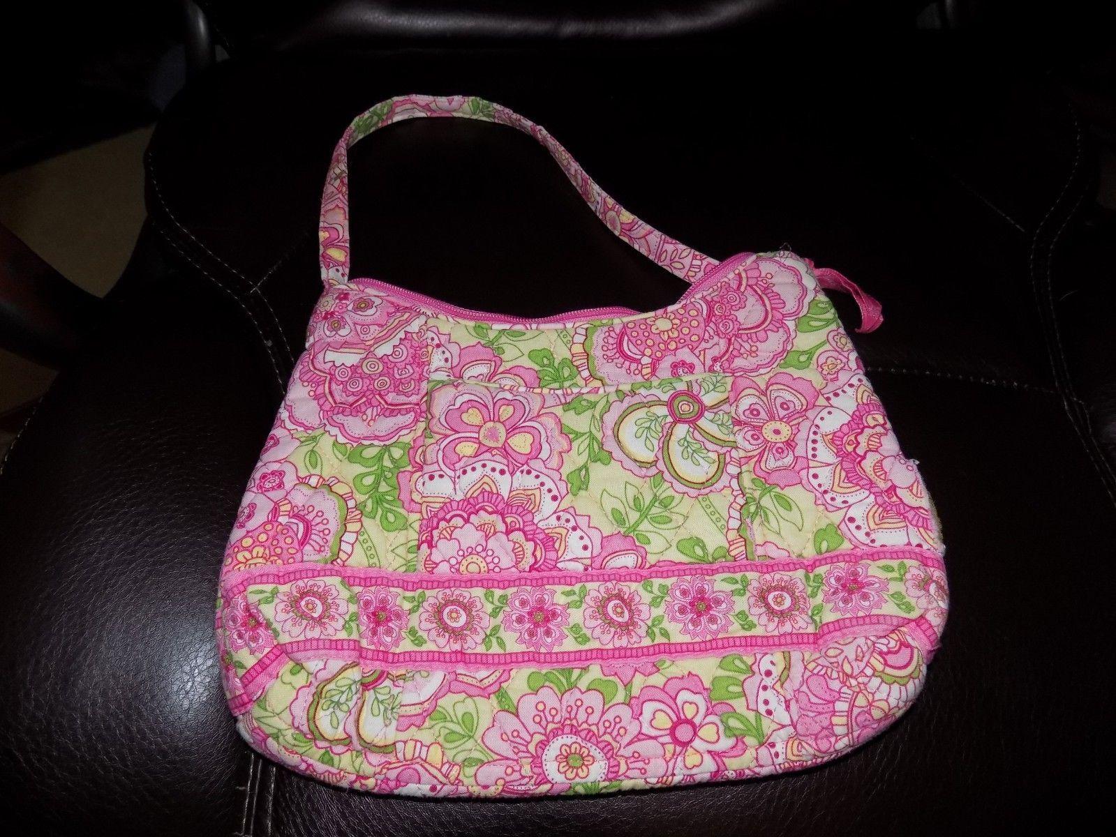Vera Bradley Handbag Petal Pink Retired Euc And 50 Similar Items