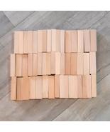 Craft Wooden Pieces 48 - $25.00