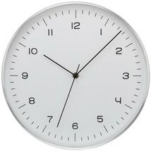 Timekeeper 668025 Silver Fine Line Clock - $41.60