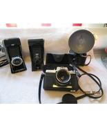 Vintage Cameras,  Kodak w/kodet, Sears SL-9, Ansco, #2 autographic Brownie - $75.00