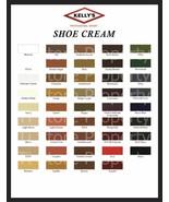 1 Jar Kelly Boot & Shoe Cream Polish 1.5oz (ALL COLORS) - $6.29