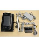 Nintendo Wii U 32 GB Black WUP-101(02) - v. 5.5.2U - With Gamepad - $129.99