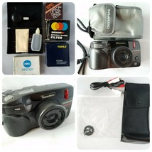 Olympus Super Zoom 3000 Camera + Assorted Photography Accessories Filter... - $30.36