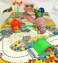 Vintage HTF 1969 Mattel Upsy Downsy Tickle Pinkle & Baby So High 2 sets Kiddles  - $169.99