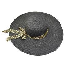2019 New Women Summer Hat Wide Brim Straw Hat Summer Beach Hats Floppy F... - $10.41