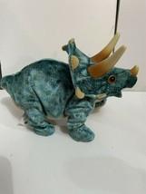 2008 Hasbro Playskool Kota & Pals Stompers Baby Triceratops Dinosaur Works Roar - $28.95