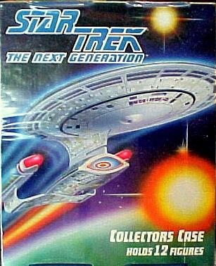 Star Trek The Next Generation Collectors Case