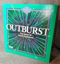 1994 Outburst Verbal Explosions Game Updated Topics #44269 - $27.50